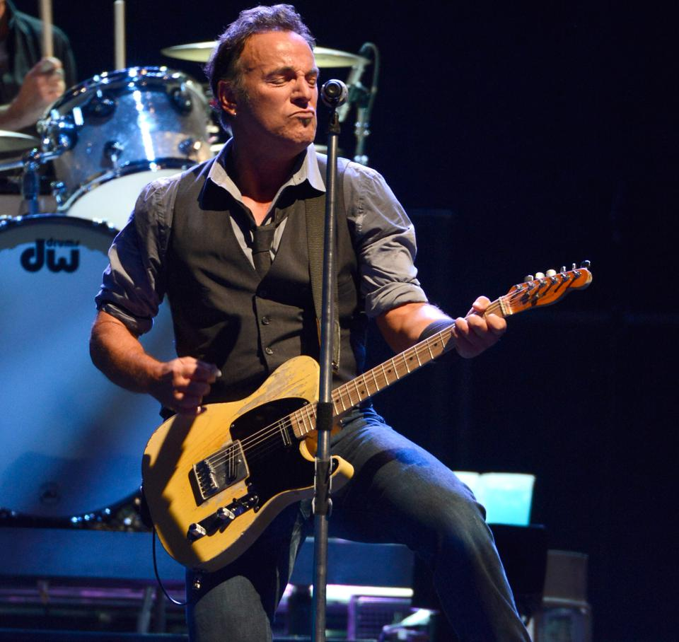 Bruce Springsteen ″Wrecking Ball″ Tour - East Rutherford