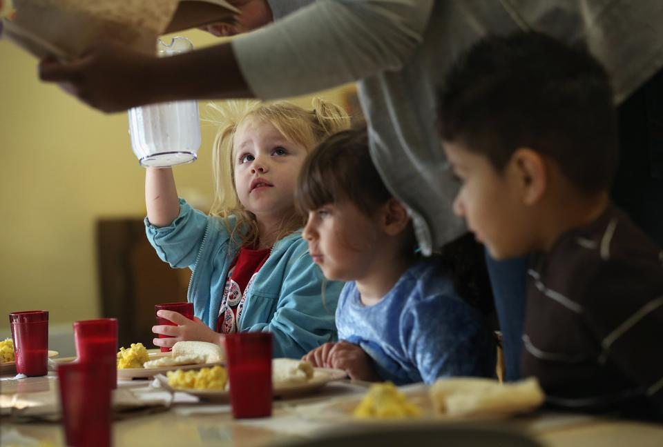 The Supreme Court Turns Its Back On Hungry School Kids