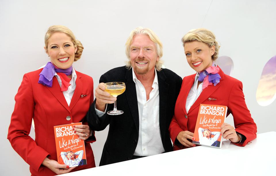 Virgin Atlantic Airways And Sir Richard Branson Bring Business Speed Dating To Wall Street