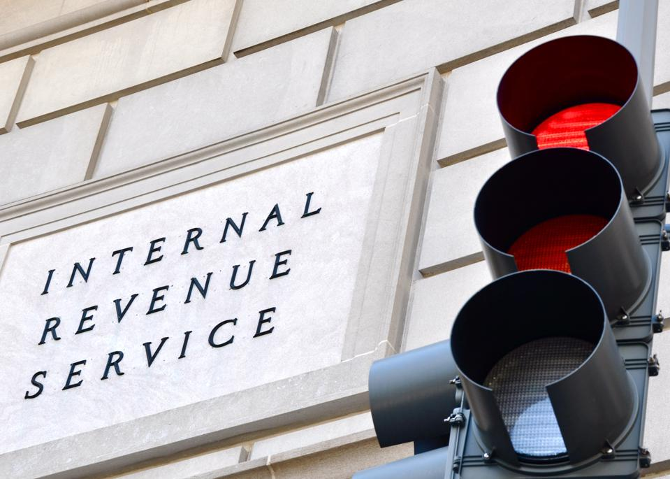 The Internal Revenue Service is working through a huge backlog of returns and correspondence.