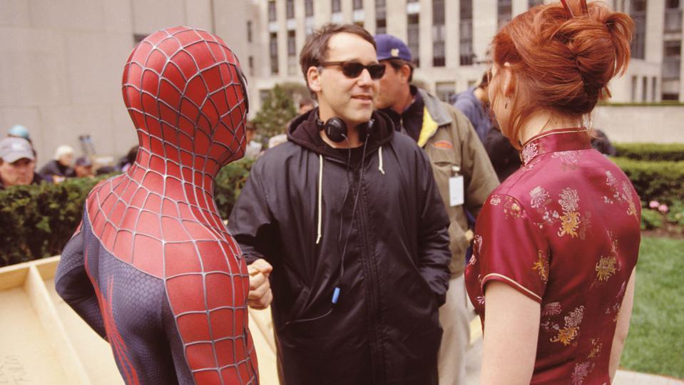 Film Stills from ″Spider-Man″