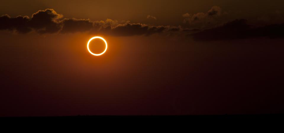 A ″ring of fire″ annular solar eclipse will be visible from Canada, Greenland and Russia in 2021.