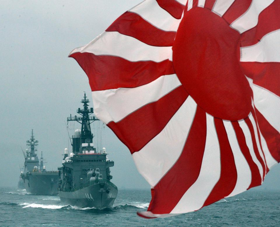 Japanese naval forces are frightening, but their sub fleet is a strategic glue for the region