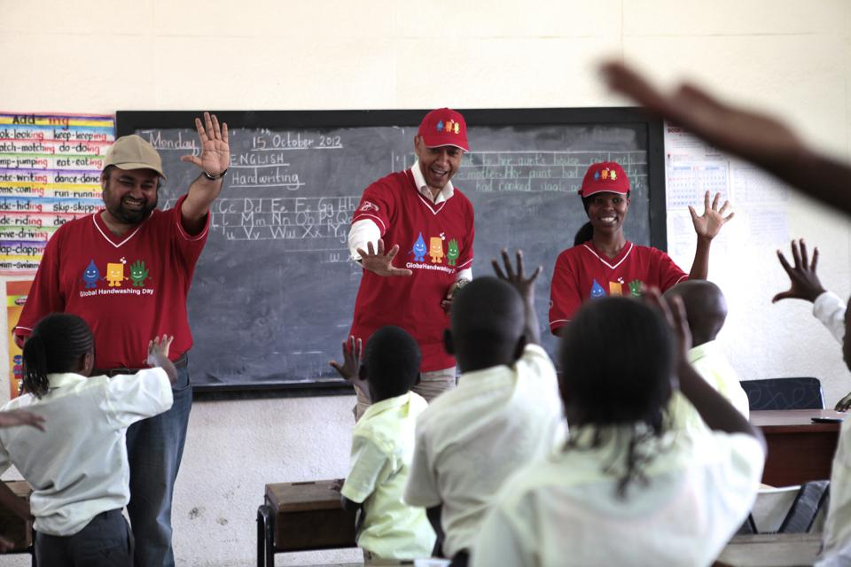 Global Handwashing Day - Nairobi