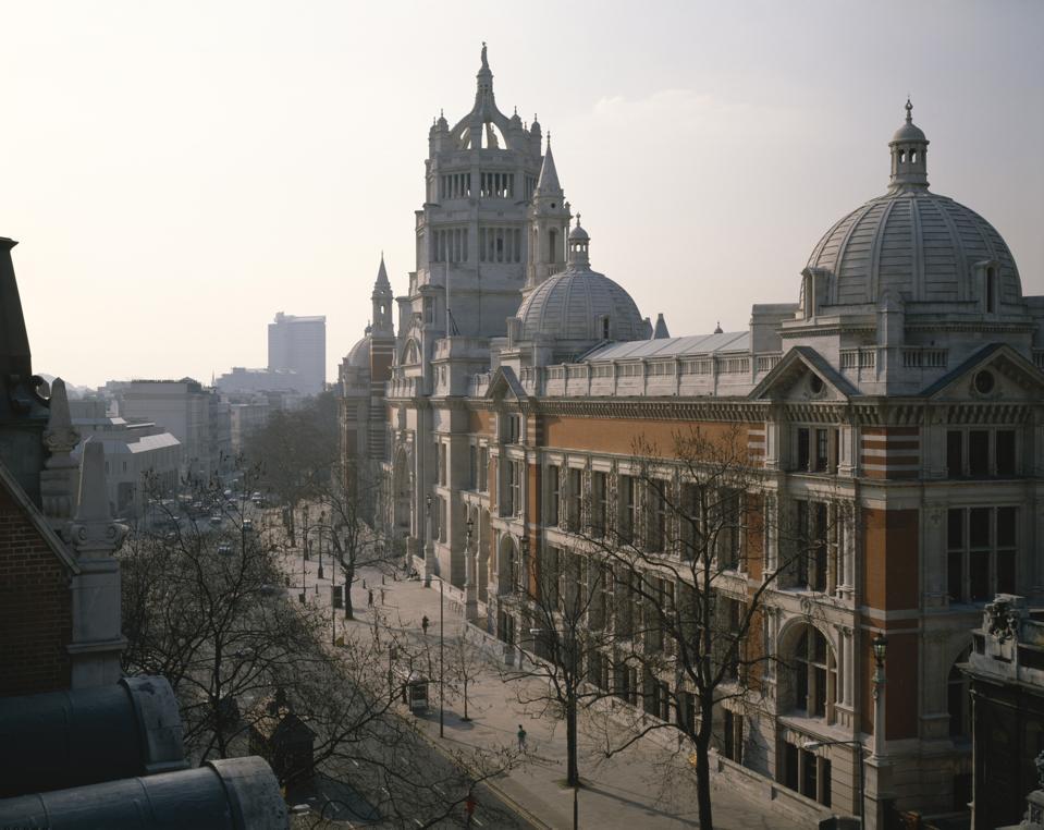 Victoria & Albert Museum, South Kensington, London