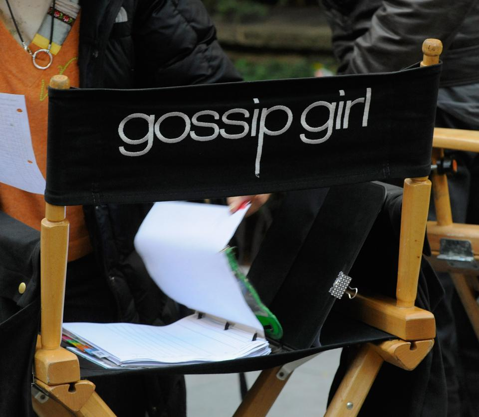 On Location For ″Gossip Girl″
