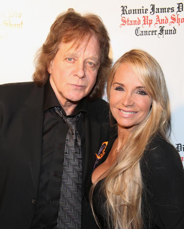 Eddie and Laurie Money (2012)