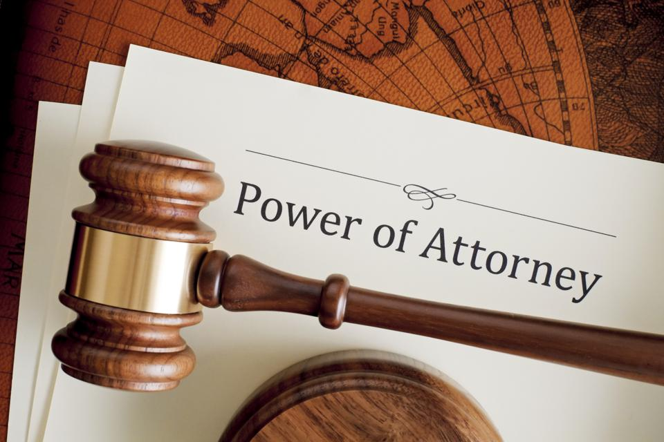 Power Of Attorney: An Essential Legal Document You May Have To ...