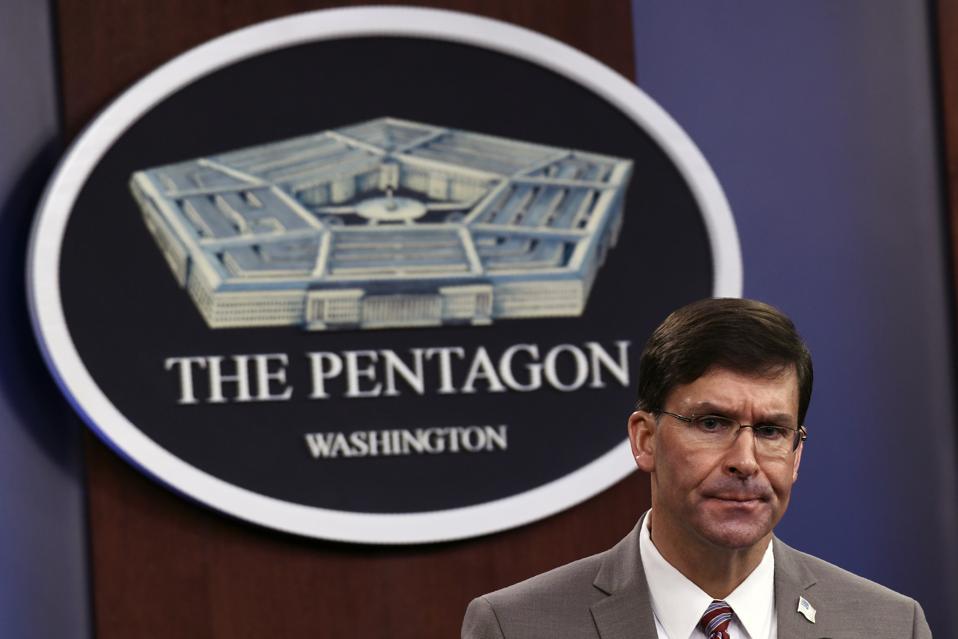 Pentagon Esper