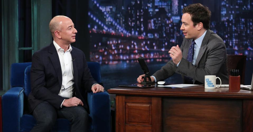 Late Night with Jimmy Fallon - Season 4  Jeff Bezos