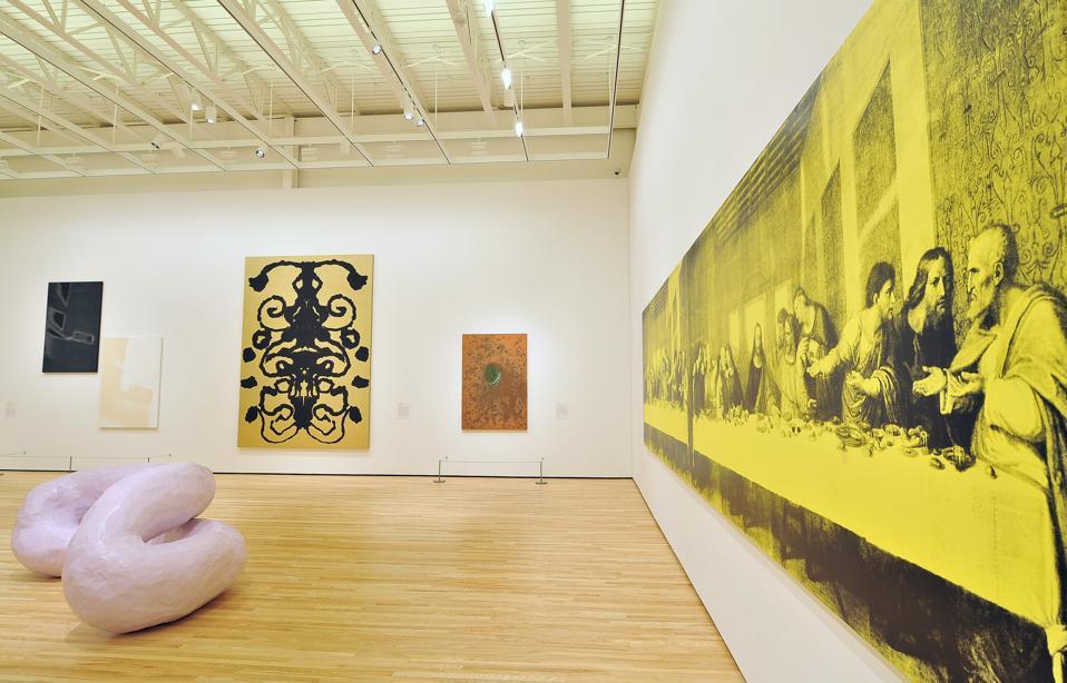 Modern Art Gallery Business Model