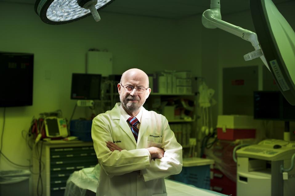 Dr. Steven Nissen of The Cleveland Clinic