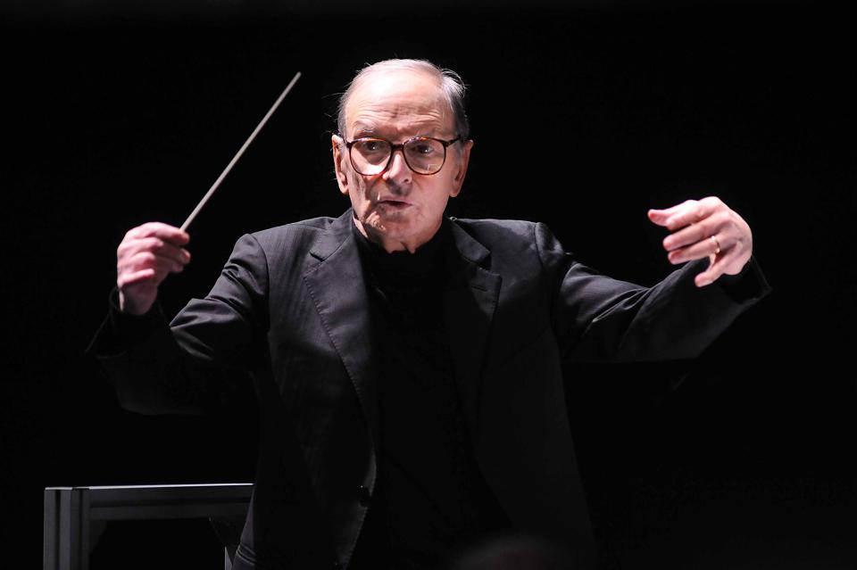 Ennio Morricone Performs At The Unipol Arena