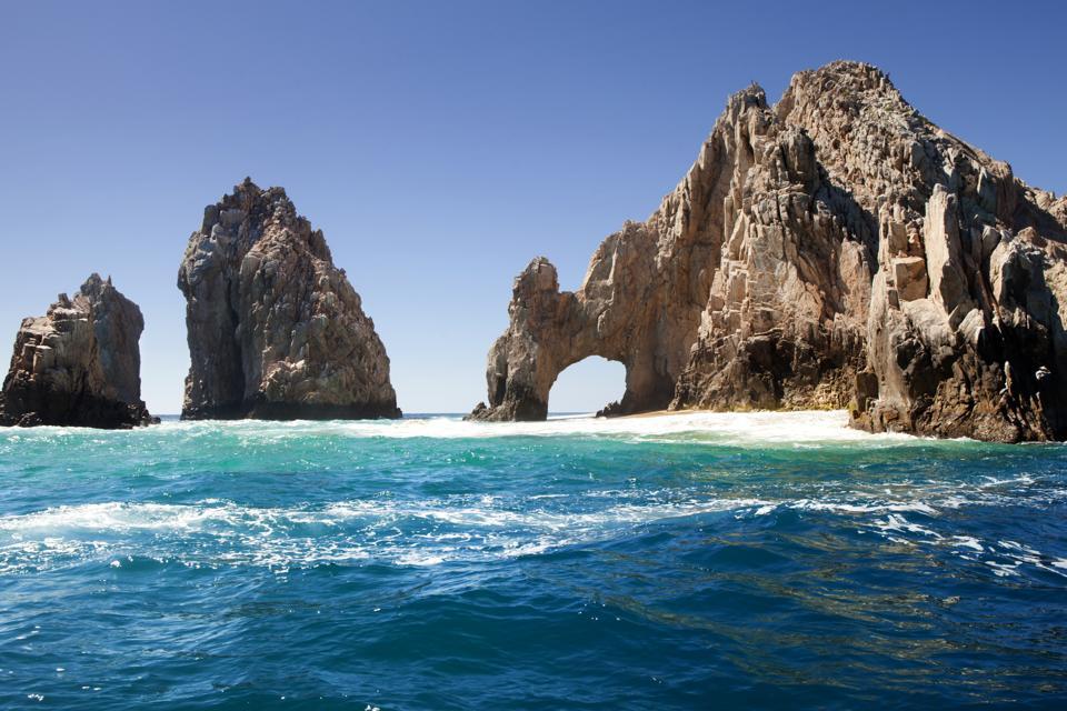 Baja Coast.