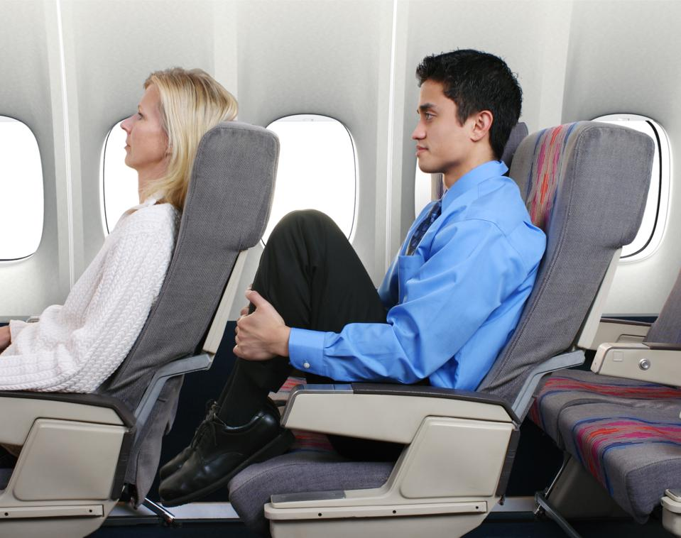 do airplane passengers have the right to recline—or not?