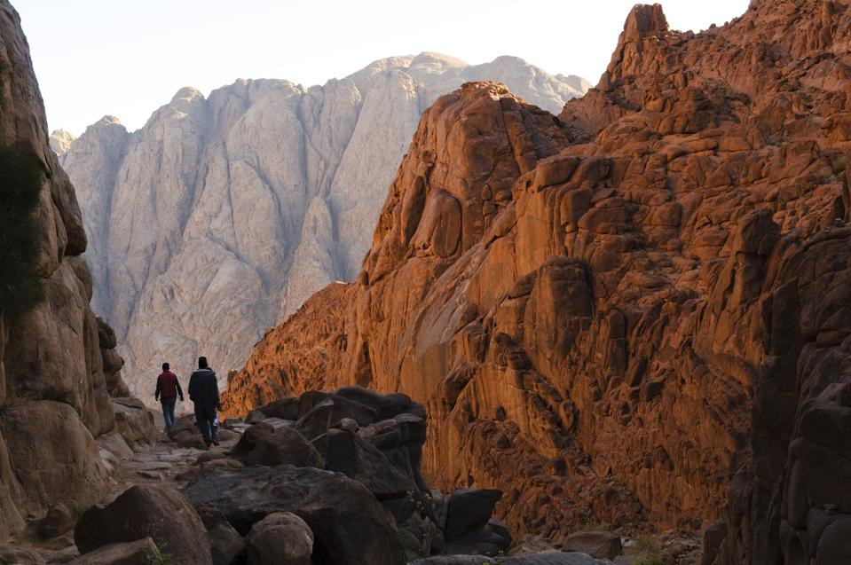 Egypt's Dahab Remains a Secret Paradise for Adventure Travelers