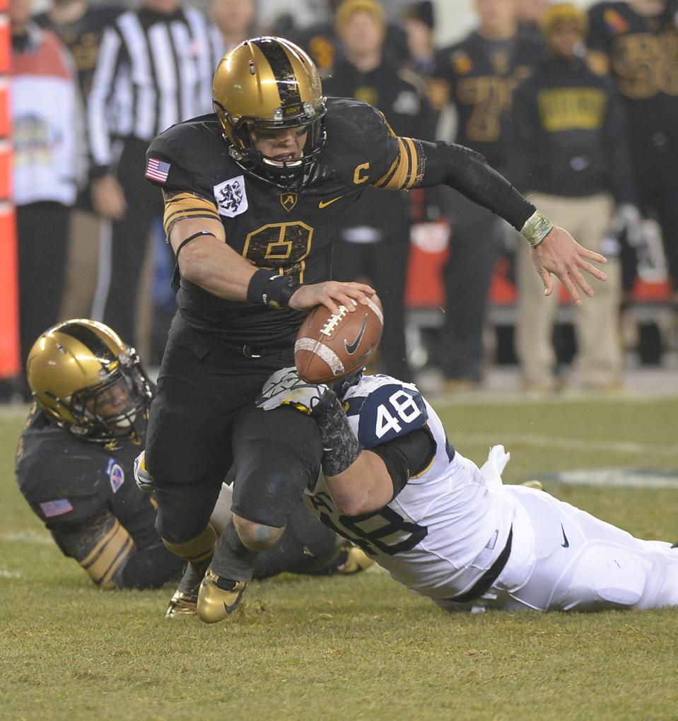 The 113th Army-Navy football Game
