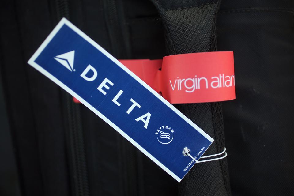 Delta Air Lines Inc Buys 49% Stake In Virgin Atlantic