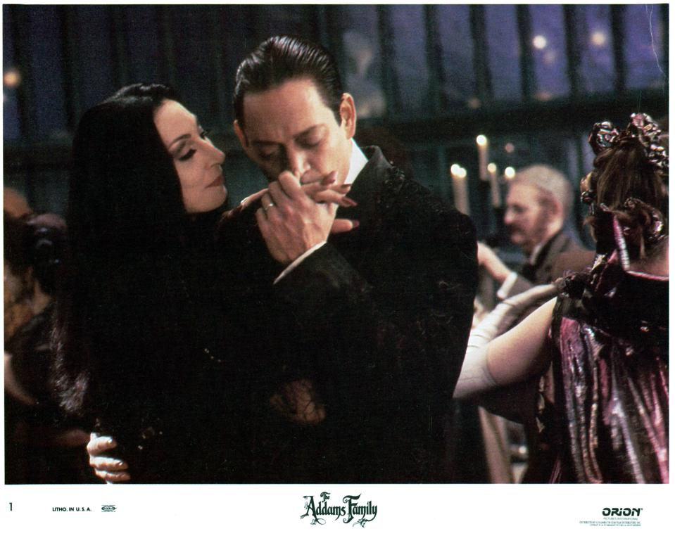 'The Addams Family' Was One Of Hollywood's First Successful Attempts At Replicating 'Batman'