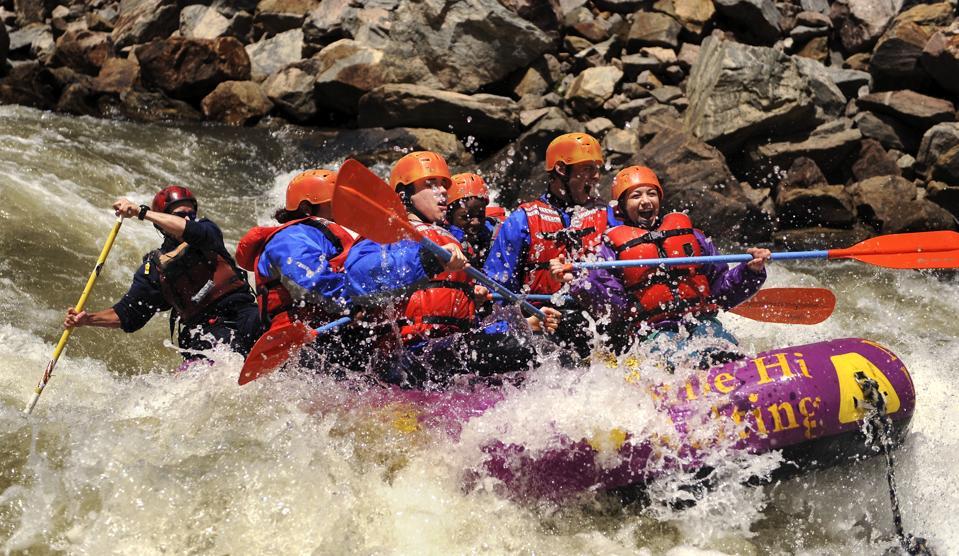 Clear Creek River in Idaho Springs. Joe Amon, The Denver Post  (Photo By Joe Amon/The Denver Post via Getty Images)