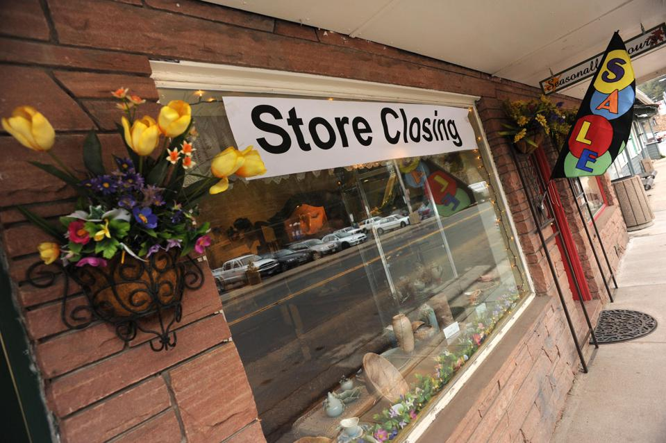 Small businesses are facing with permanent closings.