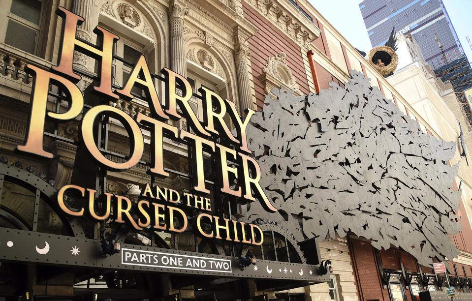 ″Harry Potter and the Cursed Child″ Broadway Opening