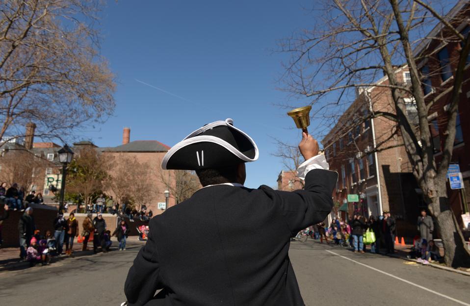 George Washington Birthday Parade - Alexandria, VA
