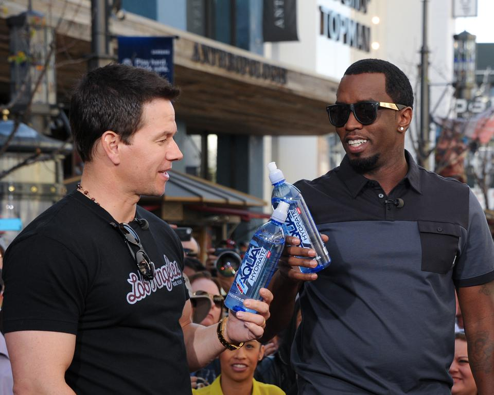 Can Diddy's Ciroc Recipe Work On Alkaline Water?