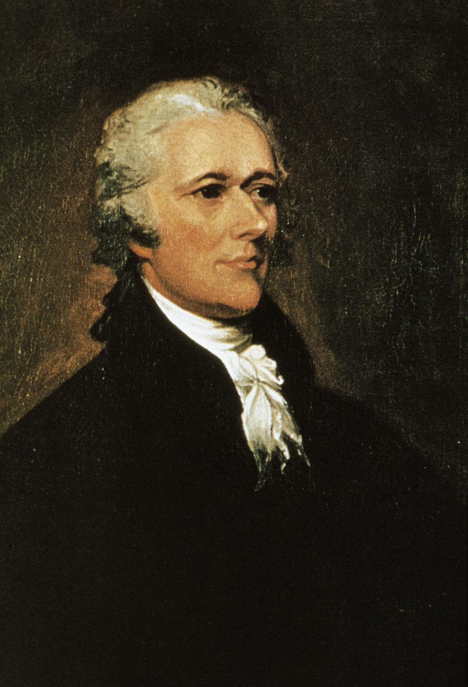 Portrait of Alexander Hamilton...