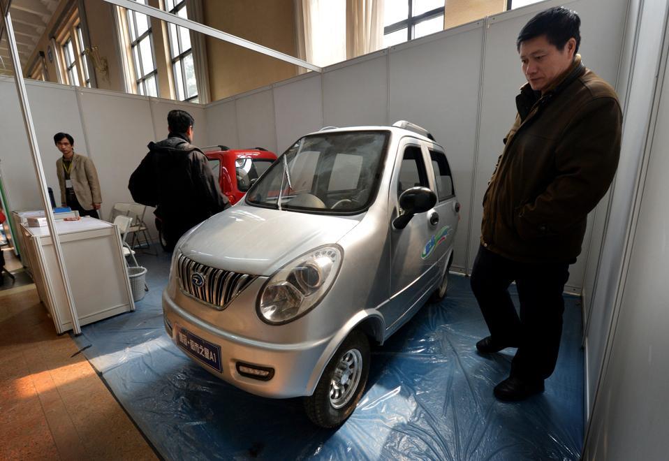 large number of chinese ev sales fake investigators say. Black Bedroom Furniture Sets. Home Design Ideas