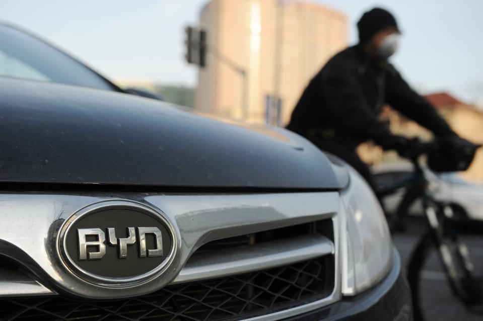 CHINA-AUTO-EARNINGS-BYD