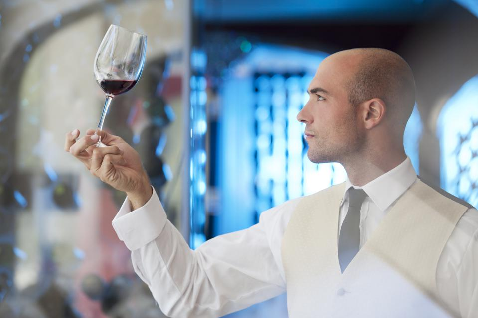 Inside The Court of Master Sommelier Credential