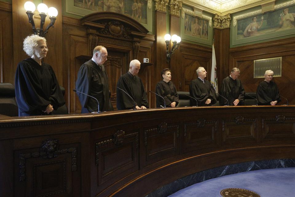 Illinois Supreme Court Chief Justices