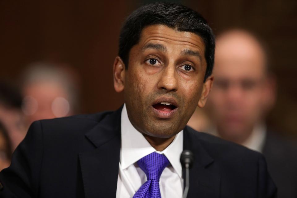 Senate Holds Confirmation Hearing For Srikanth Srinivasan For U.S. Circuit Judge