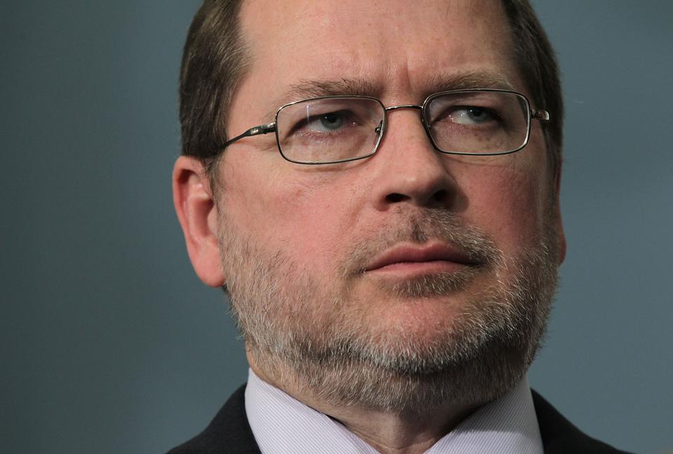 Grover Norquist, Republicans Hold News Conference On Tax Day