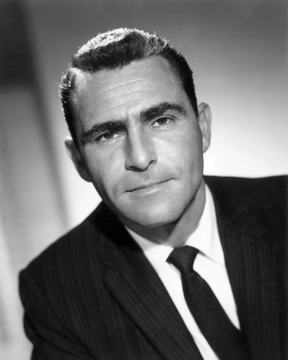 How 'The Twilight Zone' Created Change And Confounded The Ad Men