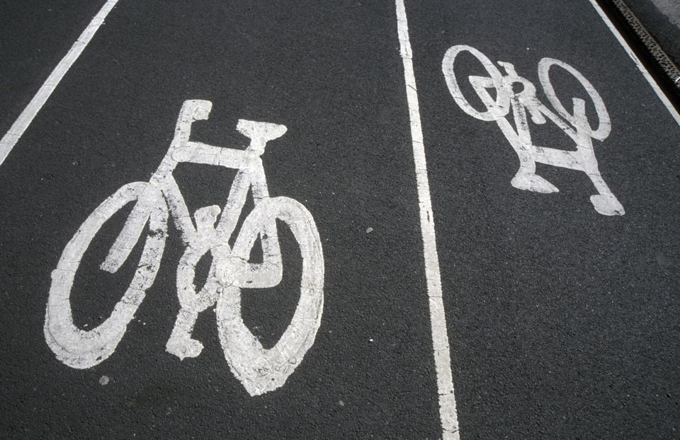 Cycle path UK