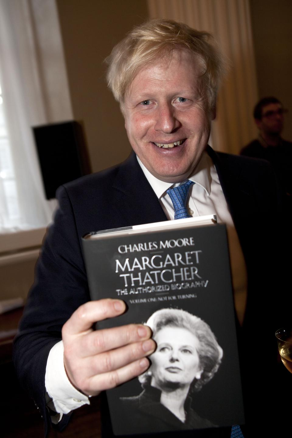 ″Margaret Thatcher - The Authorised Biography, Volume One: Not for Turning″ by Charles Moore - Book Launch Party