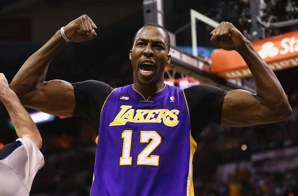 Dwight Howard Is Coming Back To The Lakers And It's Actually Perfect