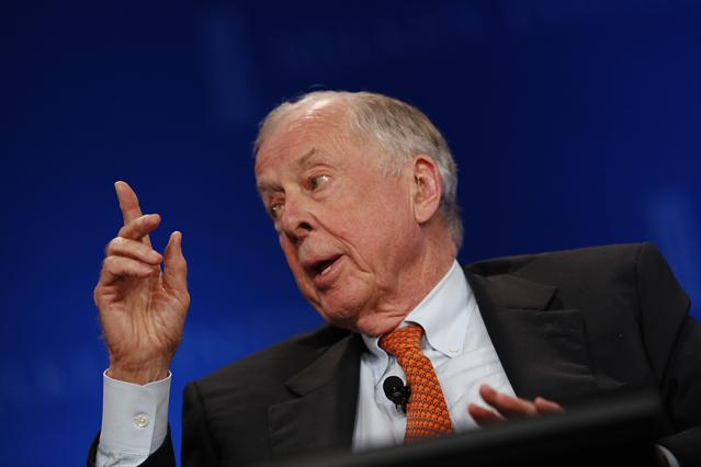 Five Stocks That Could Triple If Boone Pickens Is Right About $6 Natural Gas