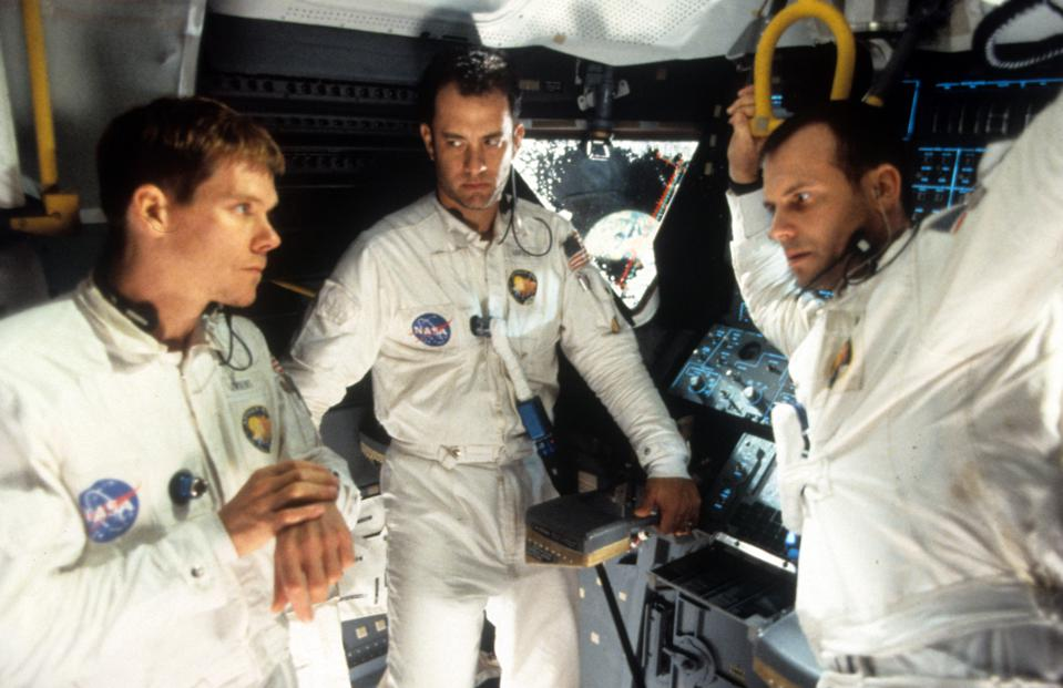 Kevin Bacon And Tom Hanks In 'Apollo 13'