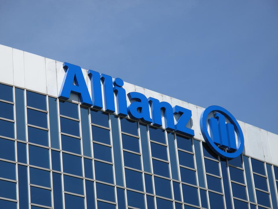 Logo Of Insurance Company Allianz