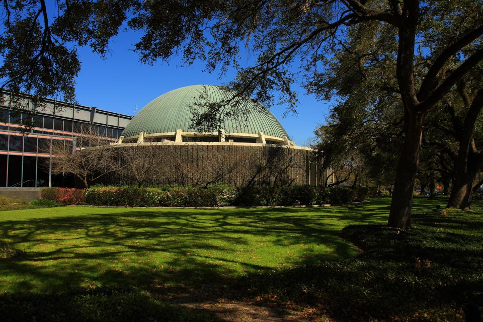 The Houston Museum of Natural Science, Texas, United States.