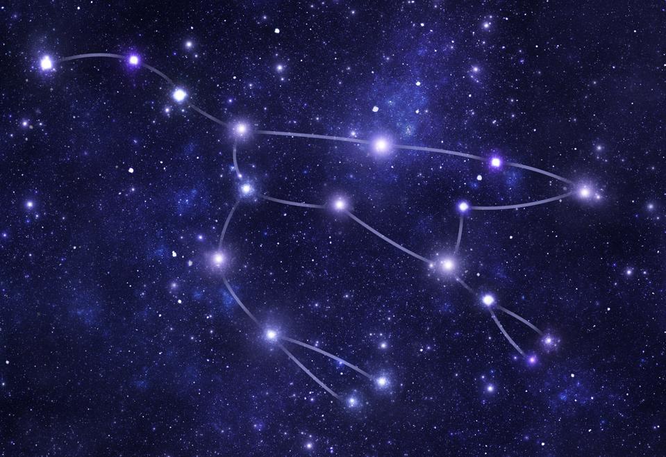 Constellations. Ursa Major (UMa)
