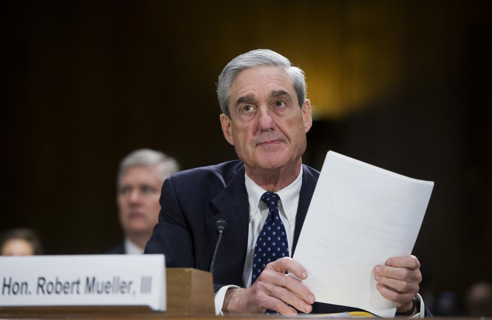 Mueller: Trump Organization Could Have Made Hundreds Of Millions From Proposed Russia Deal