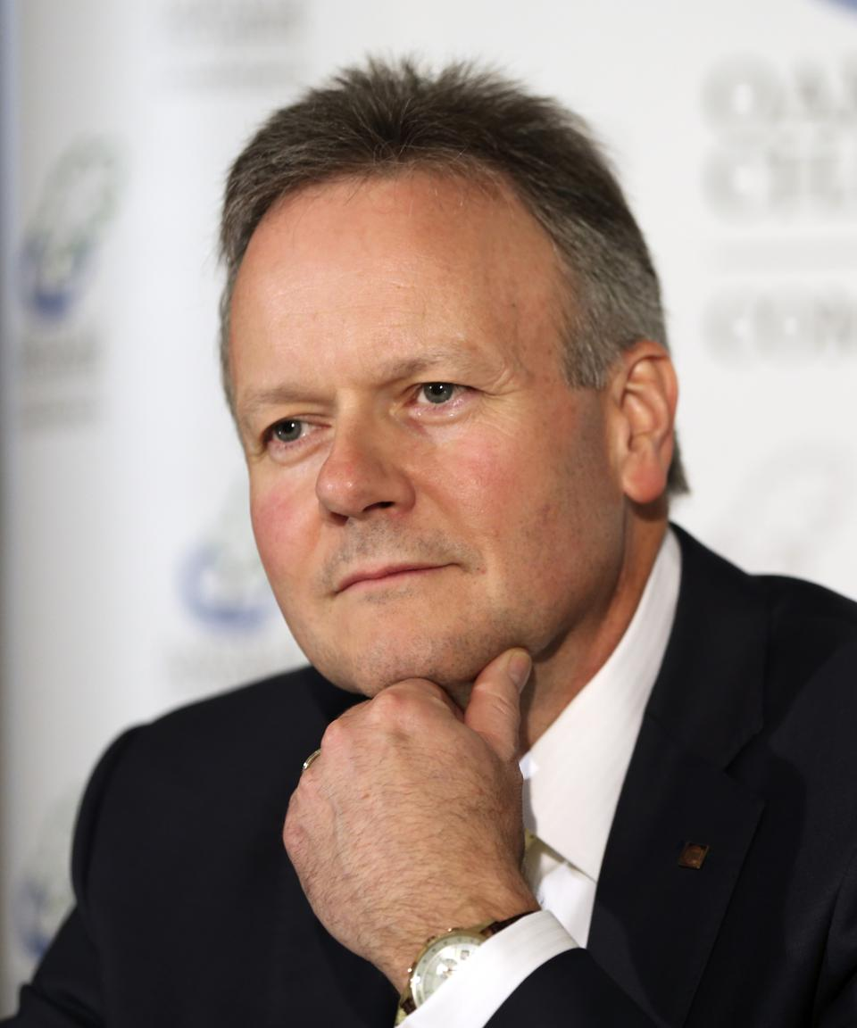 Stephen Poloz, Governor Of The Bank Of Canada