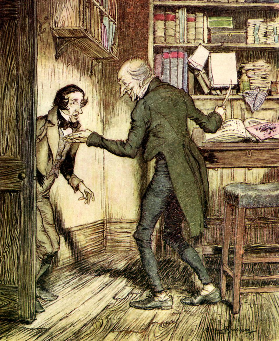 Charles Dickens 's 'A Christmas Carol'