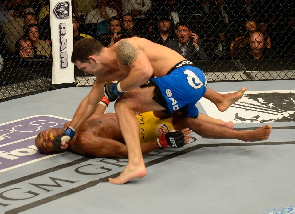 UFC On ESPN 6 Full Fight Video: Watch Chris Weidman Knock Out Anderson Silva