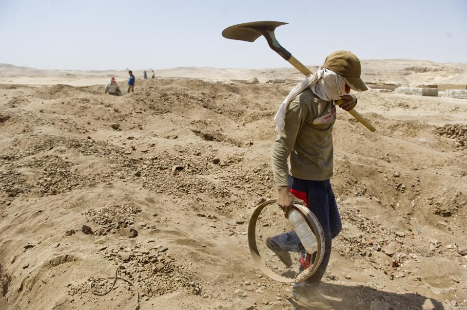 Egypt Antiquities Looting