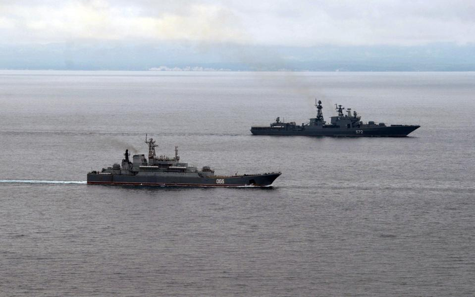 Russian Military Moves Risk Japanese Peace Talks And Energy Ties